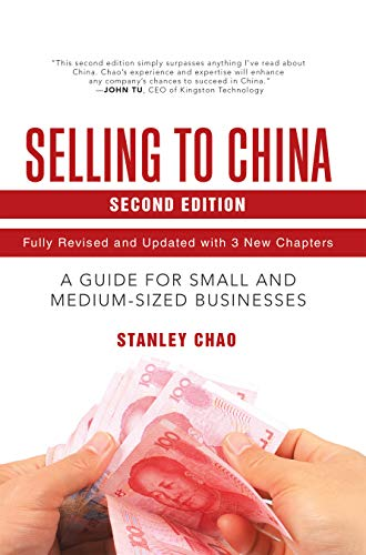 Selling to China: A Guide for Small and Medium-Sized Businesses