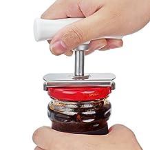 Aprince Classic Adjustable Stainless Steel Jar Opener - Spiral Opener Designed