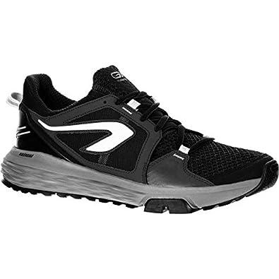 finest selection b7d8b 70c23 Kalenji Run Comfort Grip Men's Running Shoes - Black