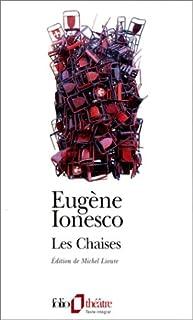 Les chaises, Ionesco, Eugène