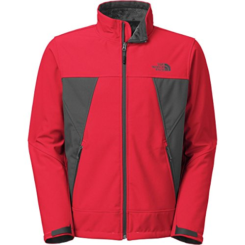 The North Face Apex Chromium Thermal Jacket Mens TNF Red/Asphalt Grey L by The North Face