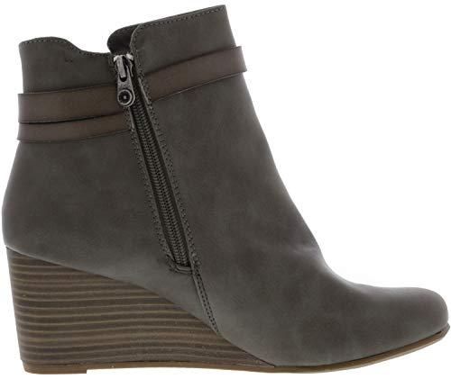 thistle Chaussures Fog De Woven Grey Tombstone Mule Blowfish Pu Femmes dyecut 5zwqOIEnTx