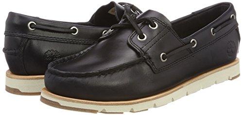 Femme Camden dark Indigo grain Falls Full loafers Brando Timberland Leather Mocassins Bleu 4U1q10