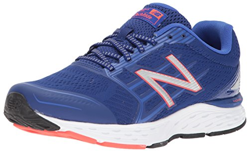 Running Blue M680v5 Men's New Balance Shoes Blue Hq67WPt