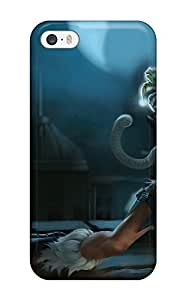 Top Quality Case Cover For Iphone 5/5s Case With Nice League Of Legends Appearance