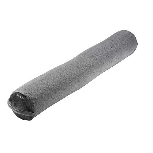 Price comparison product image Samsonite Long Memory Foam Pillow,  Charcoal