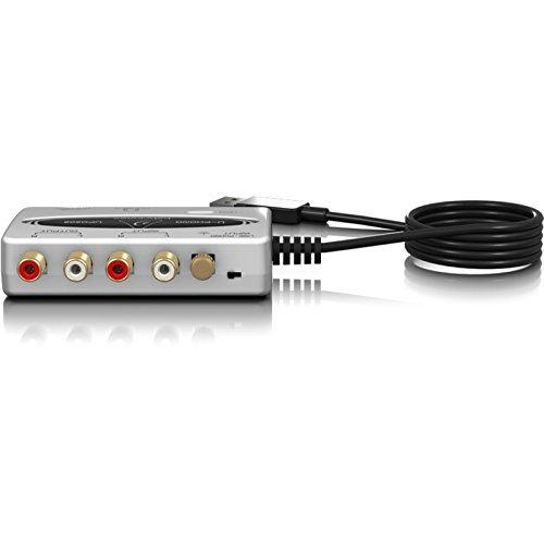 UFO202 USB Interface with Phono Preamp