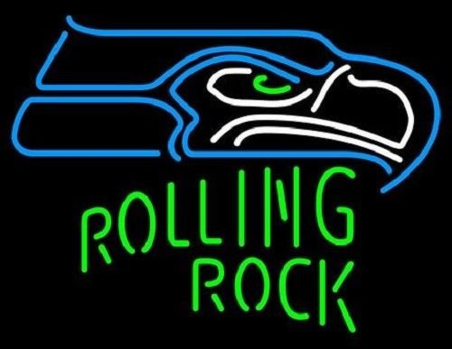 beer neon signs rolling rock - 6