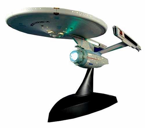 (Star Trek U.S.S. Enterprise A (Plastic model) by Bandai)