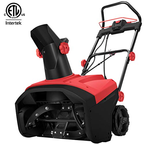 snow blower electric corded - 4