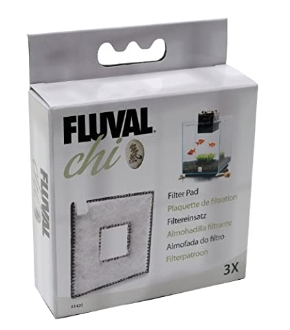 Fluval Chi Replacement Filter Pads - 3-Pack