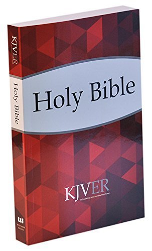 KJVER Sword Study Bible/Personal Size Large Print-Softcover by Whitaker House (2015-07-01) ()