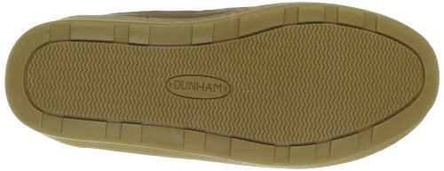 Dunham Mens Skid Loafer Tan