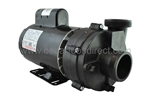 Northern Lights Group 3 HP Spa Pump - Vico Ultimax by UltraJet/Balboa Niagara Hot Tub Pump -230 VAC (Pump Ultimax Spa)