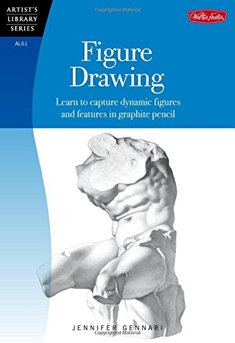 Figure Drawing: Learn to capture dynamic figures and features in graphite pencil (Artist's Library) (Learn To Draw The Human Form compare prices)