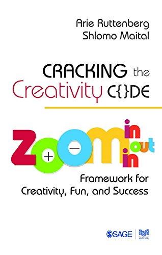 Cracking the Creativity Code: Zoom in/Zoom out/Zoom in Framework for Creativity, Fun, and Success