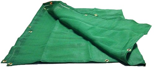 Green Mesh Greenhouse Shade Netting (6'x8')