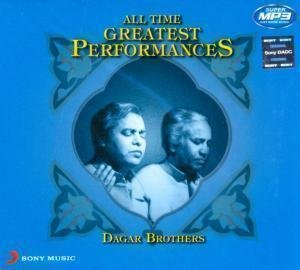 All Time Greatest Performances-Dagar Brothers MP3 CD