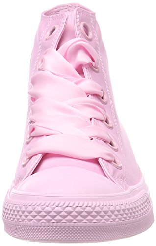 681 Ctas Alto A Blossom Cherry Converse Big Collo Donna Rosa Hi Blossom Sneaker cherry Blossom Eyelets cherry FAxadWxq