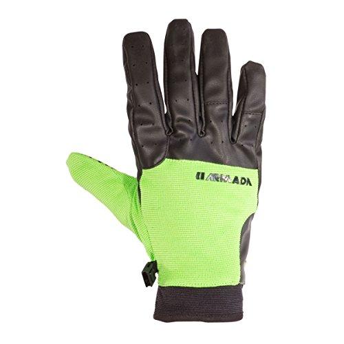 Armada Throttle Glove (Medium, Flash Green) ()