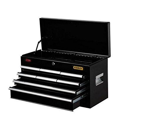 24 8 Drawer Tool Chest Black