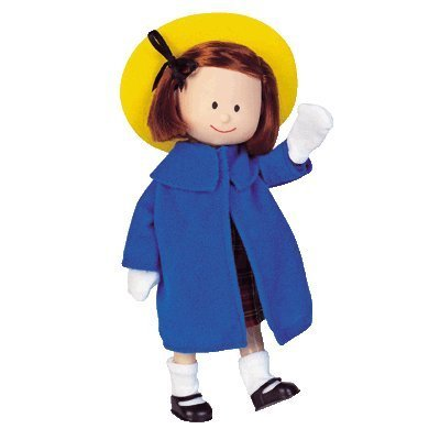 Learning Curve Madeline 8 inch Poseable Doll