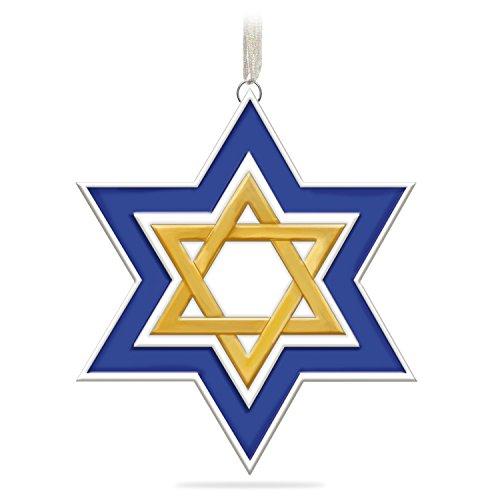 (Hallmark Keepsake 2017 Season of Miracles Porcelain Star of David)