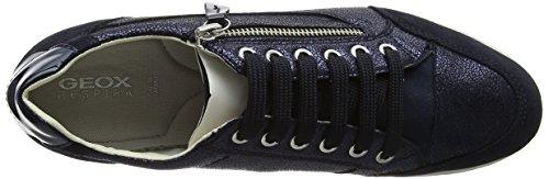 para Navy D Zapatillas Azul Geox A Myria Mujer xw6q0xI1a
