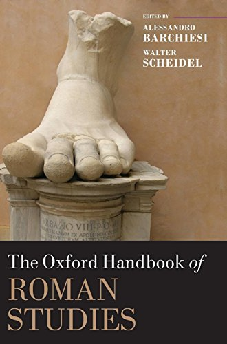The Oxford Handbook of Roman Studies (Oxford Handbooks)