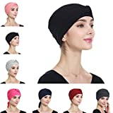 Alnorm Bamboo Turban Headwrap for Women - Breathable, Comfortable, Stylish Chemo Headwear Gifts