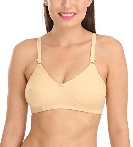 40524083fd Sona Women s Cancer Bra Post Surgical Mastectcomy Skin Size 32B Beige