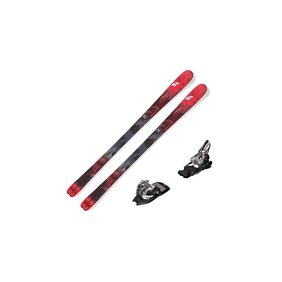 Nordica 2019 Navigator 80 Skis w/Marker 11.0 TC Bindings
