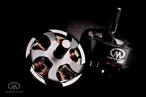 チームBlacksheep TBS masterpilot 2306 1 – 4s 2750 KV FPVレーシングモーター B078FLN7Z1