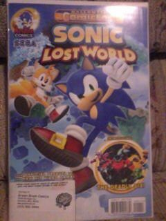 [SONIC LOST WORLD HALLOWEEN COMIC FEST 2013 (SONIC THE HEDGEHOG)] (Sonics Halloween)