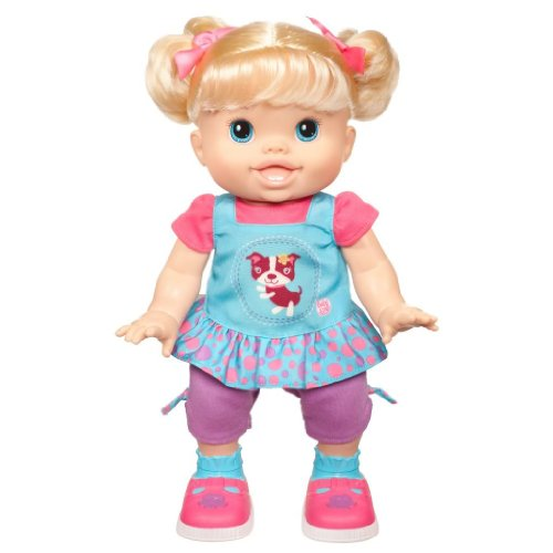 Toy / Game Baby Alive Wanna Walk With 40+ Phrases And Sounds - Fun Caring For Your Doll Just Like A Real One!