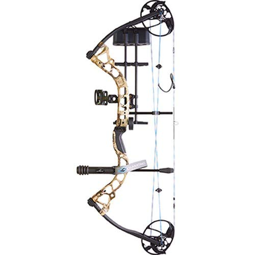 Diamond Archery Infinite Edge Pro Package Breakup Country Right Hand 5-70 lbs