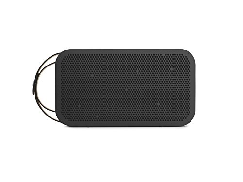 B&O PLAY by Bang & Olufsen Beoplay A2 Active Portable Bluetooth Speaker (Stone Grey) by B&O PLAY by Bang & Olufsen