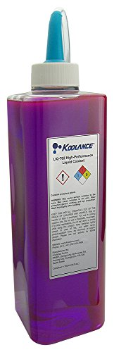 Koolance High Performance Liquid Coolant, 700ml, UV Purple -