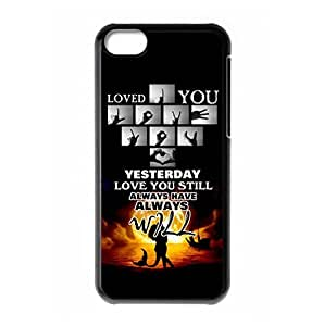 Infinity&Beyond logo for iPhone 5C hard case