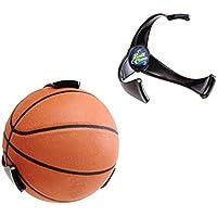 Space Saver Basketbalhouder, Claw Wandgemonteerde Sport Ball Display Stand Rack- Plastic Bal Opbergbeugel voor Basketbal…