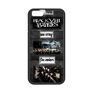 Custom High Quality WUCHAOGUI Phone case BVB - Black Veil Brides Music Band Protective Case For Apple Iphone 6 Plus 5.5 inch screen Cases - Case-15 Kimberly Kurzendoerfer