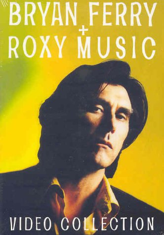 Bryan Ferry & Roxy Music - Video Collection