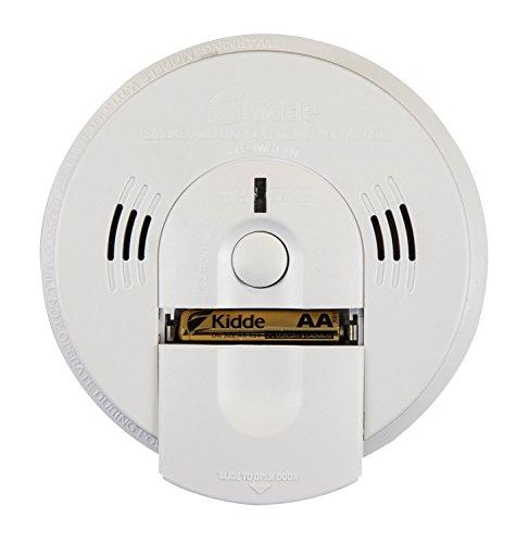 Kidde Battery Powered Night Hawk Combination S Smoke/CO Voice/Alarm Warning - Kidde Combination