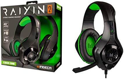 indeca BUSINESS Cascos Gaming Xbox One