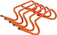 """Trademark Innovations 6"""" Speed Training Hurdles - Pack of 5"""