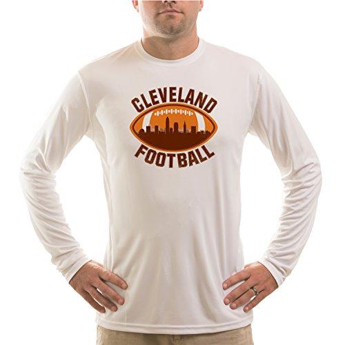 My City - Cleveland Football UPF Performance T-shirt X-Large