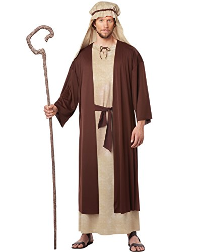 California Costumes Saint Joseph Biblical Costume Adult (Adult Saint Joseph Costumes)