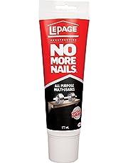 LePage No More Nails All Purpose Construction Adhesive 177 ml
