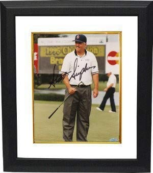 Scott Simpson Autographed Signed 8x10 Deluxe Framed Photo - Mounted - Certified - Scott Simpson Photo