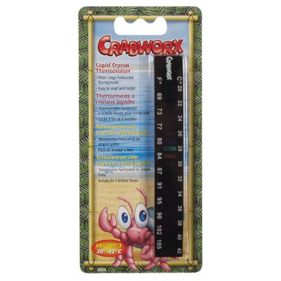Crabworx Lcd Thermometer by Marina